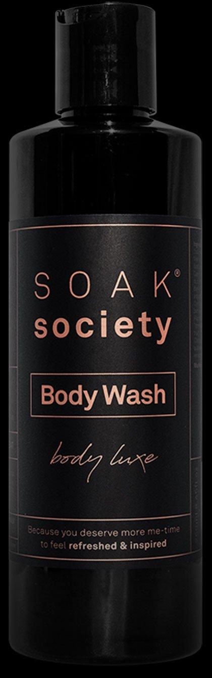 Body Luxe Body Wash Dark