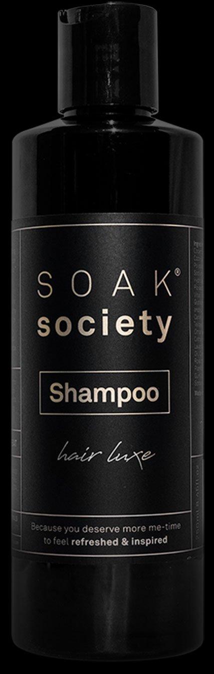 Hair Luxe Shampoo Dark